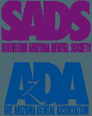 SADS and AzDA logos