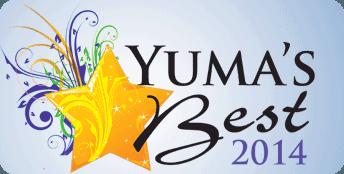 Yuma' Best Logo