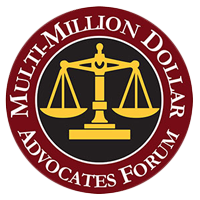 Multi-million Dollar Advocate Forum logo