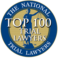 Top 100 Trial Lawyers logo