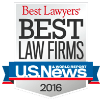 Best Law Firms by US News logo