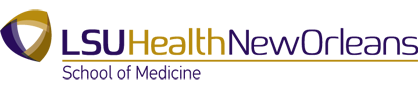 LSU Health New Orleans logo