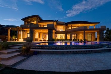 big mansion