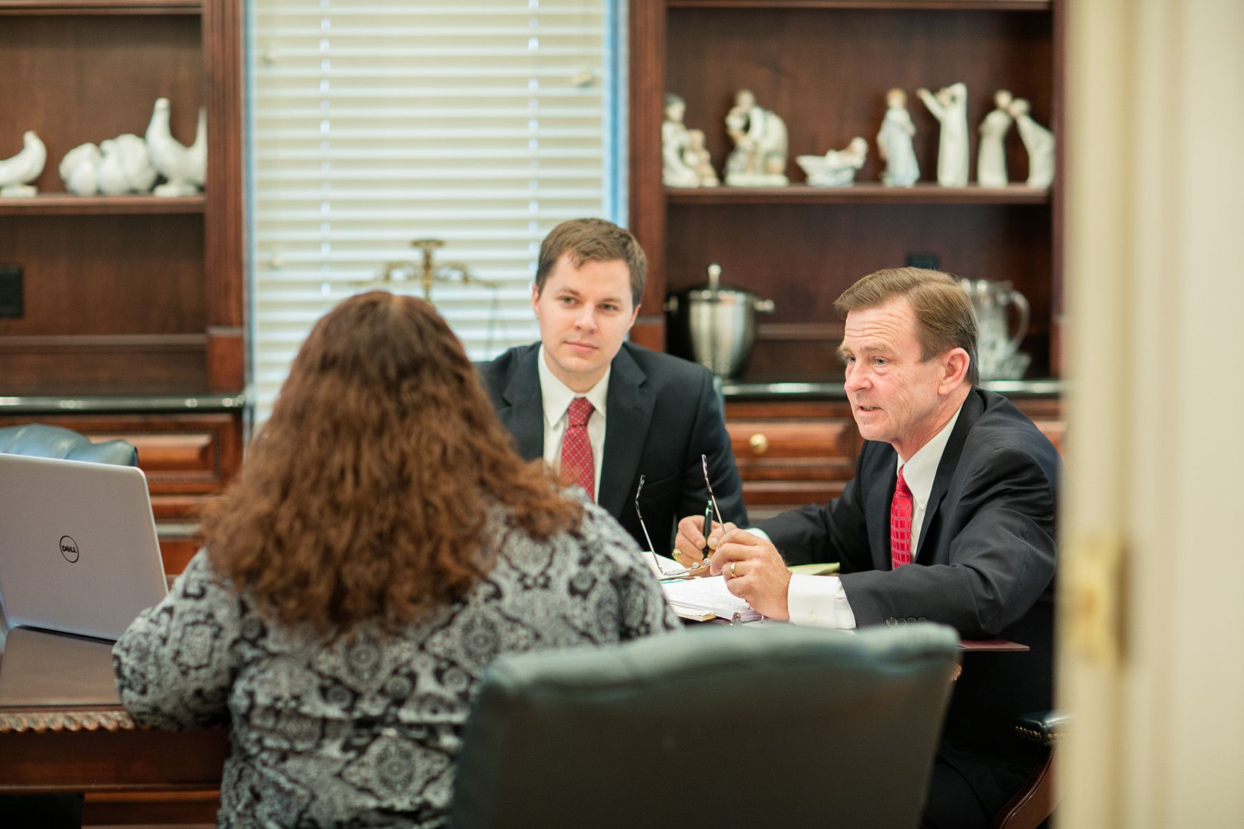 attorneys at Saunders Law Group