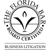 florida bar business litigation logo