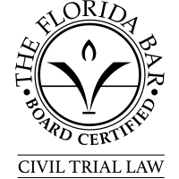 florida bar civil trial law logo