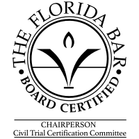 florida bar  chairperson committee logo