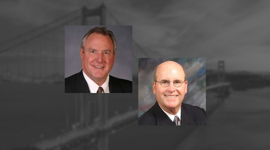 Photos of Personaly Injury lawyers William Johnson and Richard Bennett