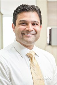 Chetan S. Patil, DDS, PhD