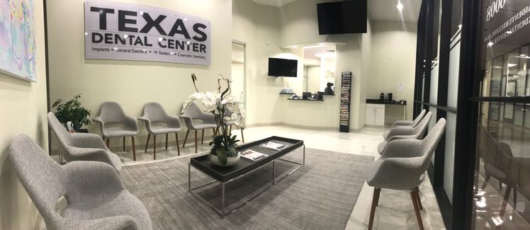 Dallas Office Lobby