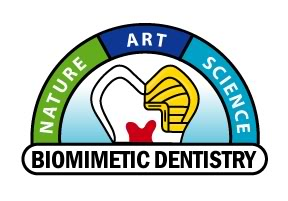 Image of biomimetic dentistry symbol