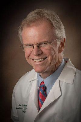 Photo of Dr. Ron Clisham