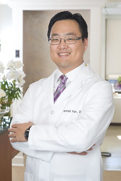 Headshot of Dr. Daniel Han