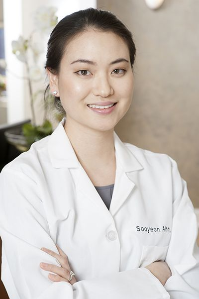 Dr. Sooyeon Ahn's smiling headshot