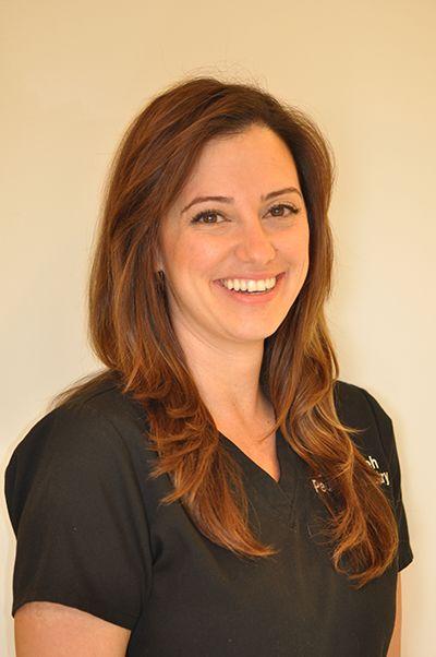 Dr. Lara Saleh smiling headshot