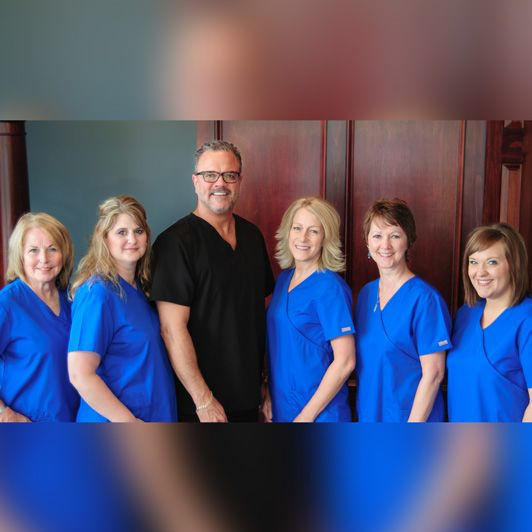 Dr. Turner and his clinical staff