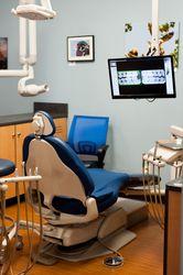 A modern dental operatory