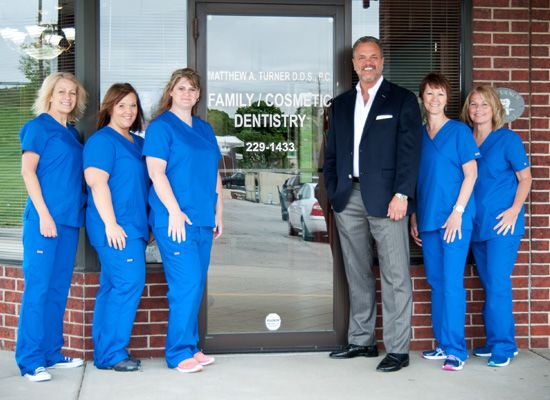 Dr. Turner and clinical staff