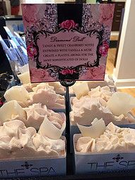 Photo of handmade soaps