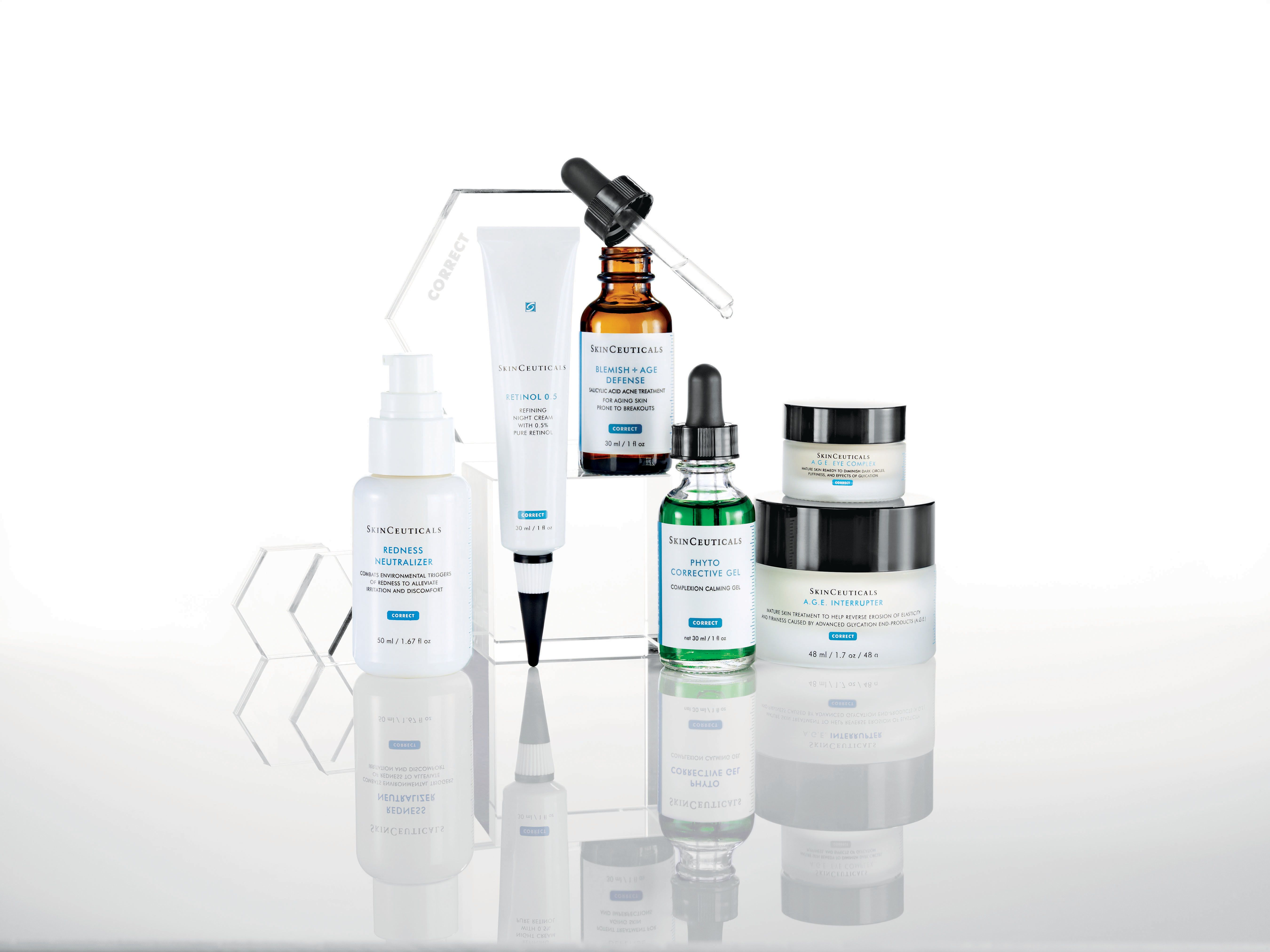 Photo of SkinCeuticals products