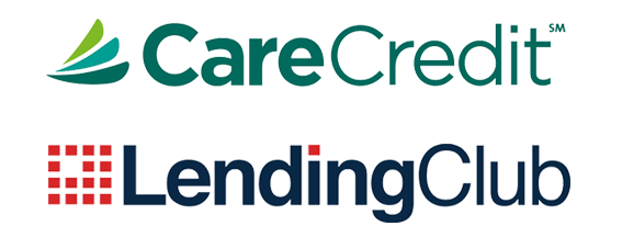 Image of CareCredit and Lending Club logos