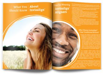 Picture of magazine, What You Should Know About Invisalign®