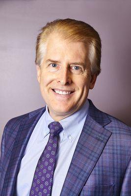Portrait of Dr. David Harrison
