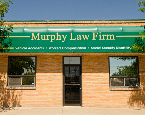 The attorneys and staff of Murphy Law Firm.