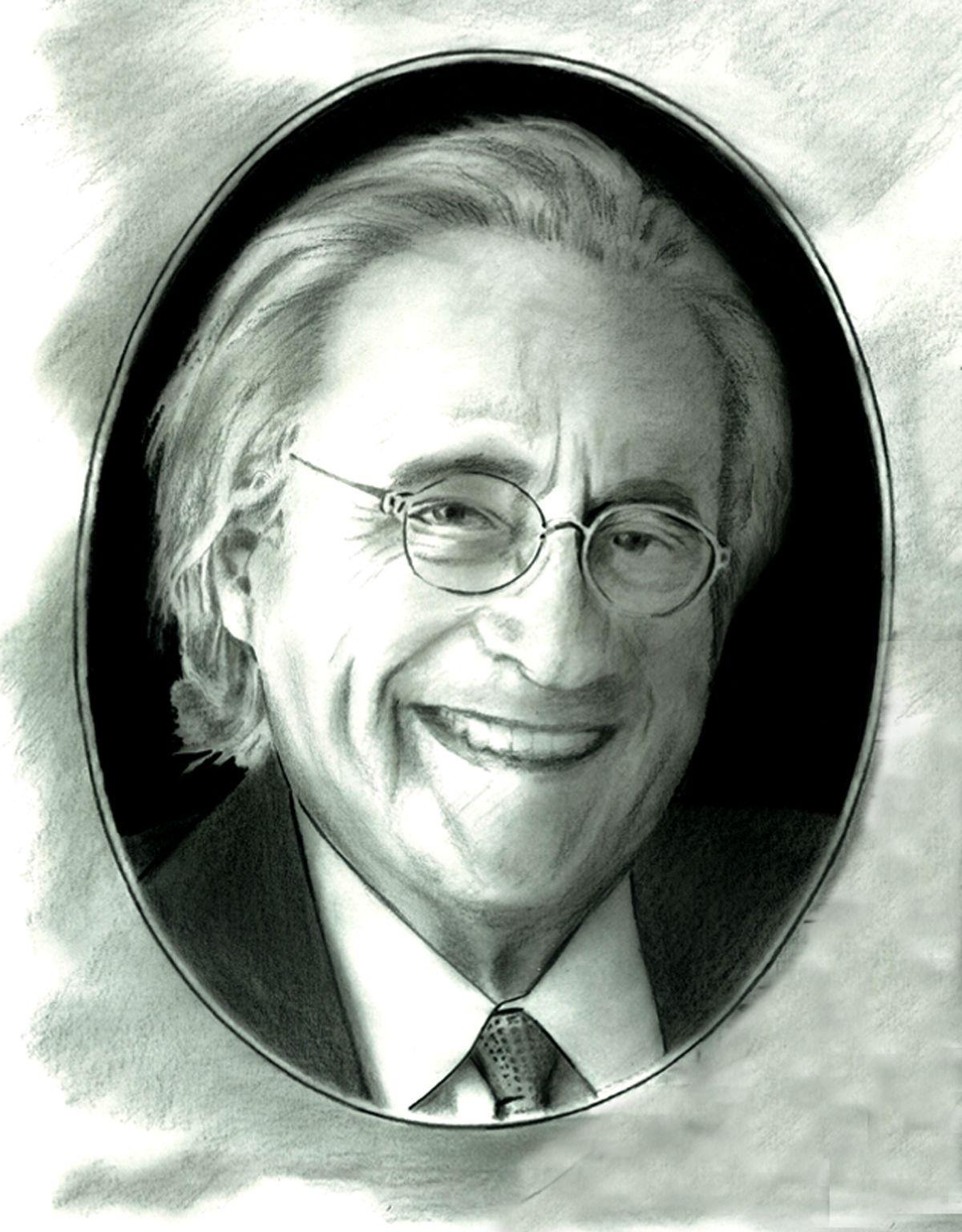 Portrait of Thomas Kline.
