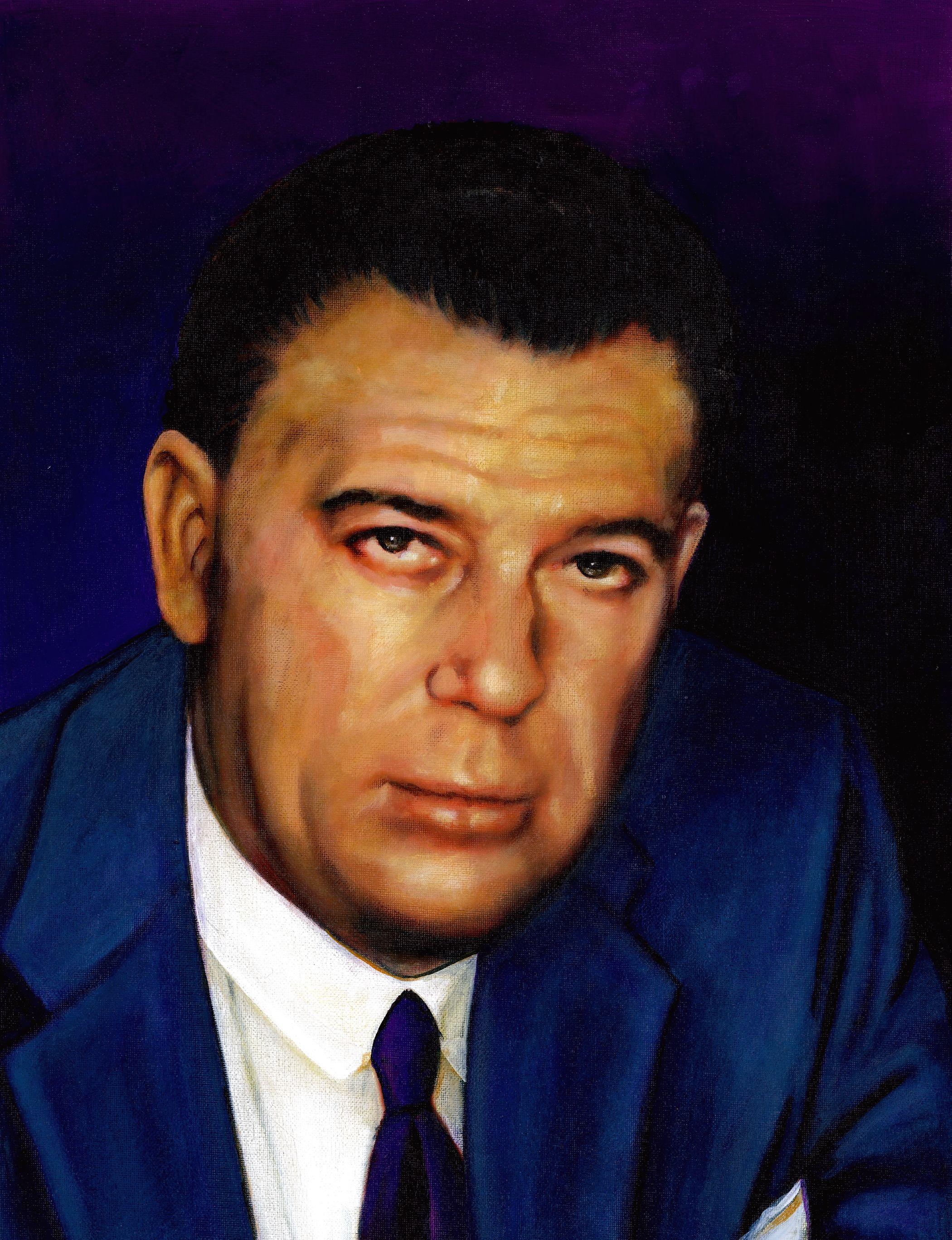 Portrait of Perry Nichols