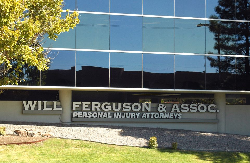Shot of Will Ferguson & Associates main office