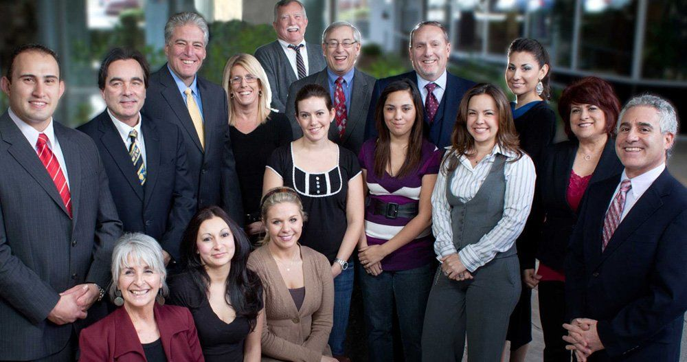 Photo of team at Will Ferguson & Associates