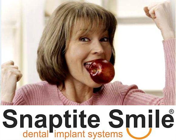 Snaptite Smile® logo
