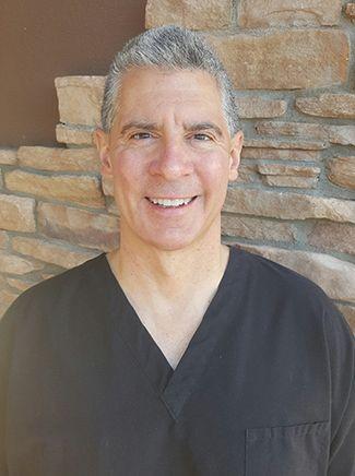 Dr. John Dovgan smiling