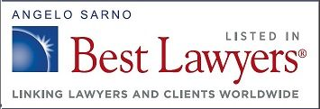 Angelo Sarno Listed in Best Lawyers