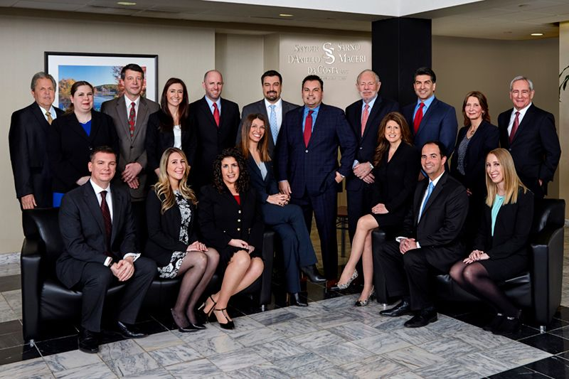 Photo of attorneys at Snyder Sarno D'Aniello Maceri & da Costa LLC
