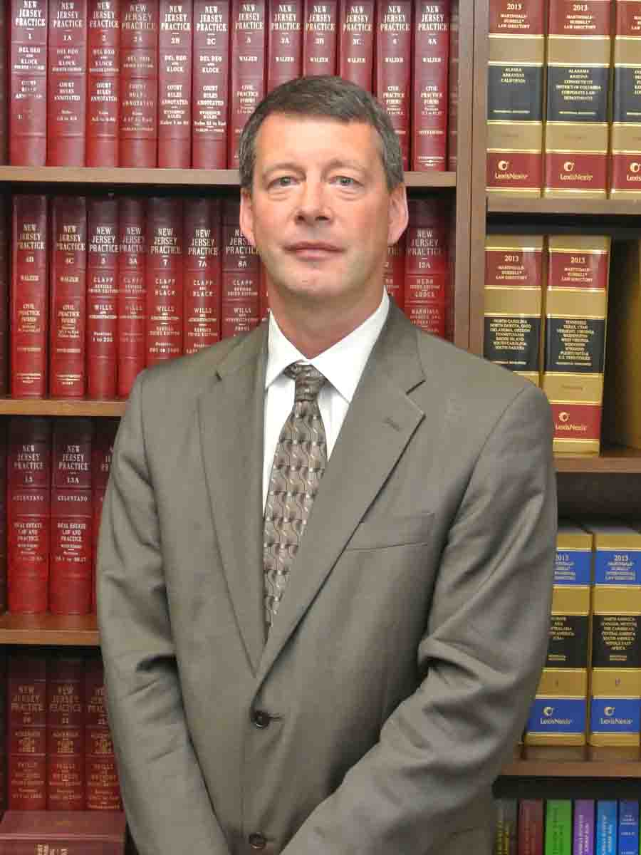 Richard Outhwaite, Partner and Attorney at Law