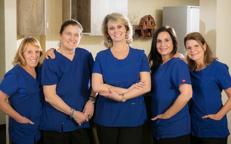 Staff at Browne Goetz & Miraglia