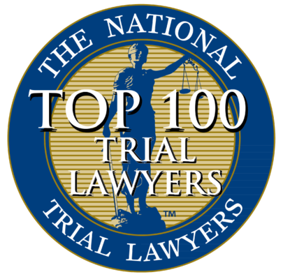 Top 100 Trial Lawyers logo