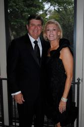 Dr. Waltemath with wife