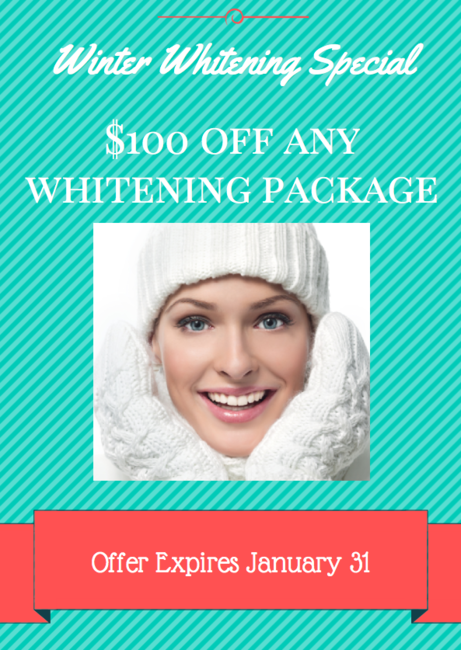 Teeth Whitening Special Warsaw IN