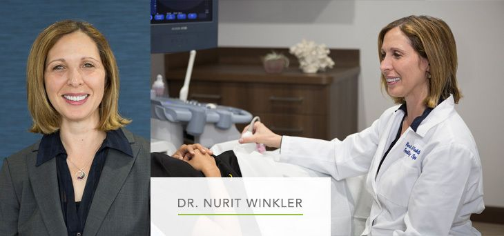 Dr. Nurit Winkler Reproductive Endocrinologist in Los Angeles CA