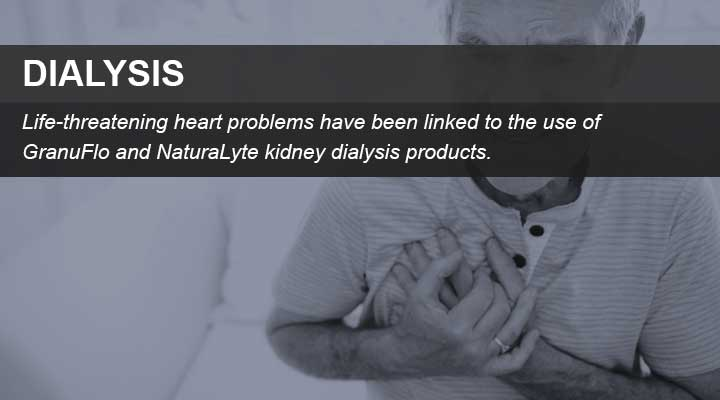 Dialysis medications complications