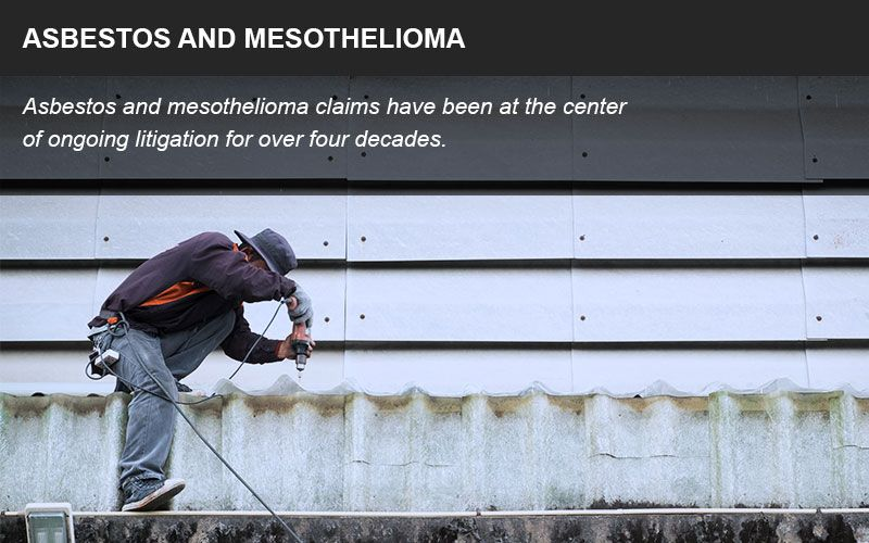 Asbestos litigation