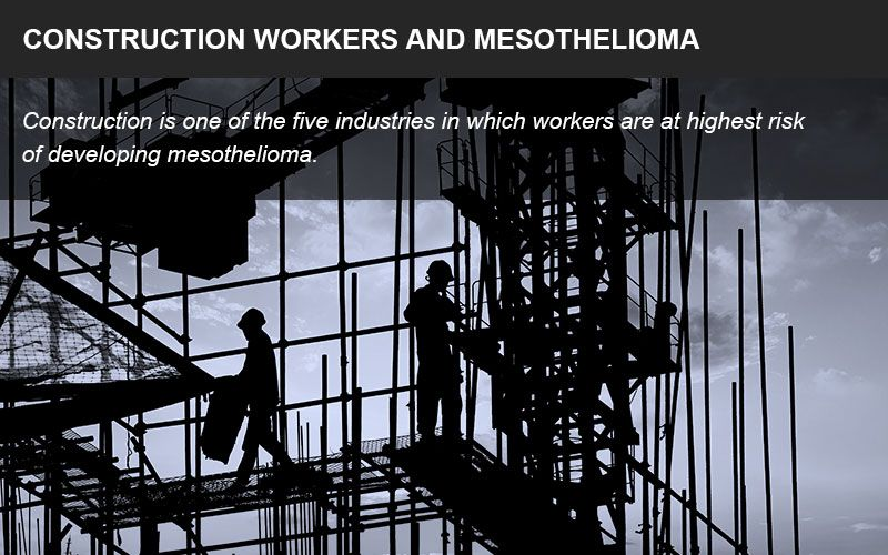 Construction workers and asbestos