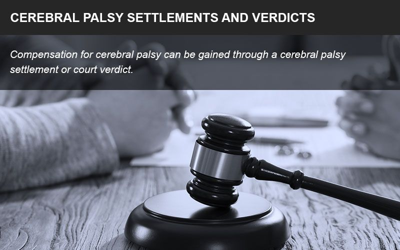 cerebral palsy settlements