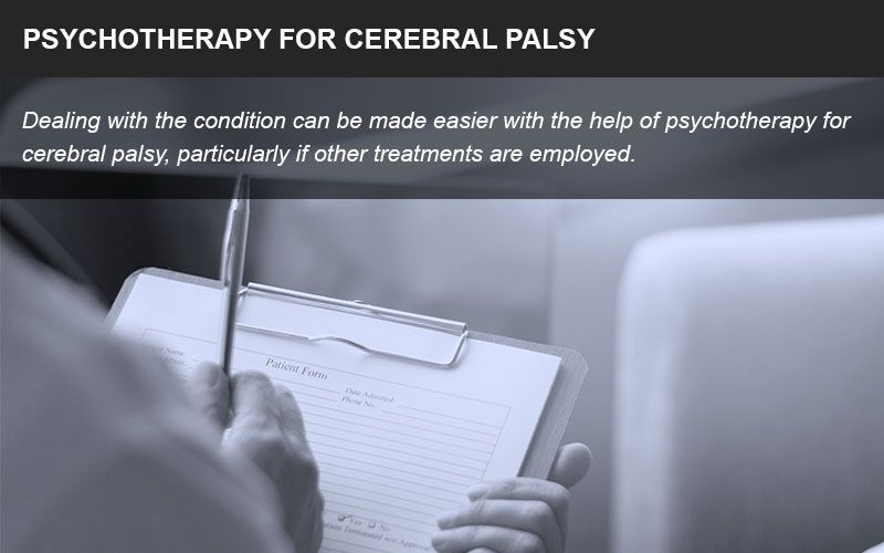 Cerebral palsy psuychotherapy