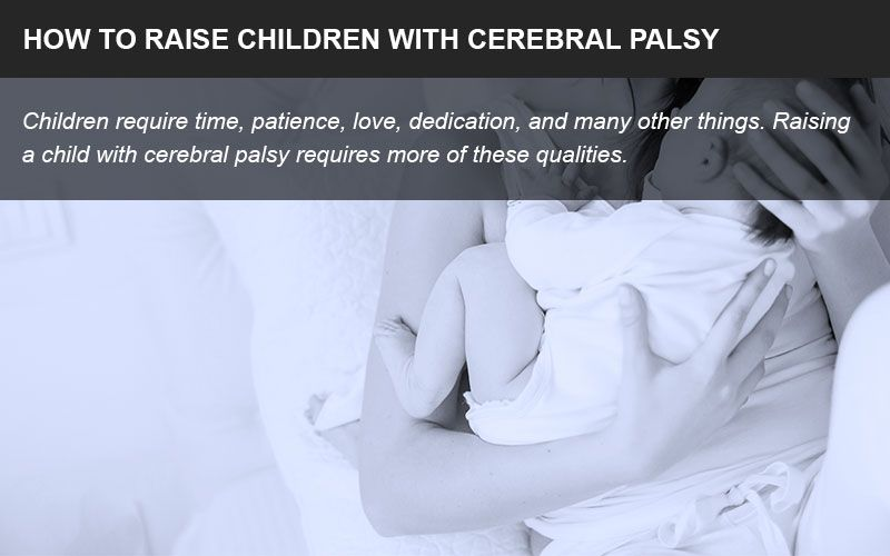 Parents of cerebral palsy patiens