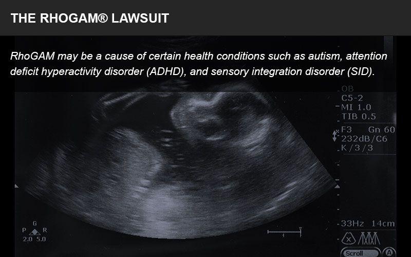RhoGAM lawsuit infographic
