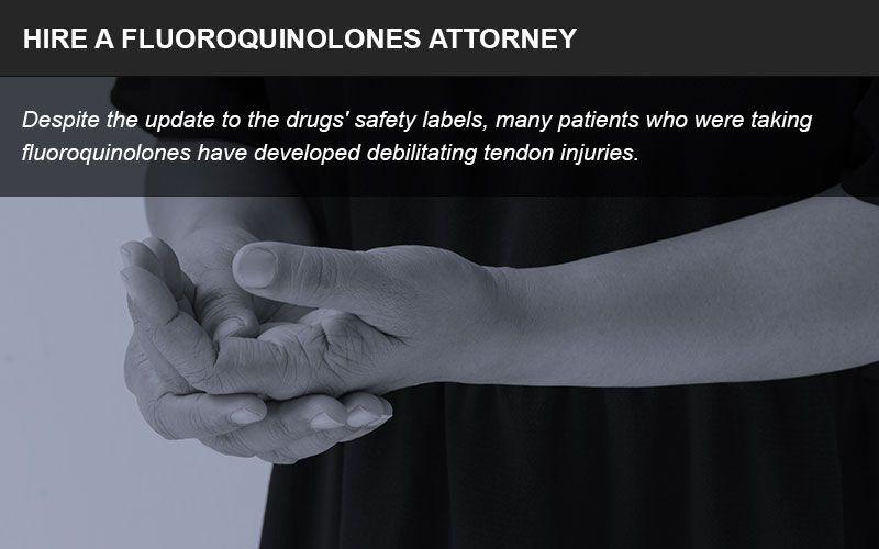 Fluoroquinolones attorney